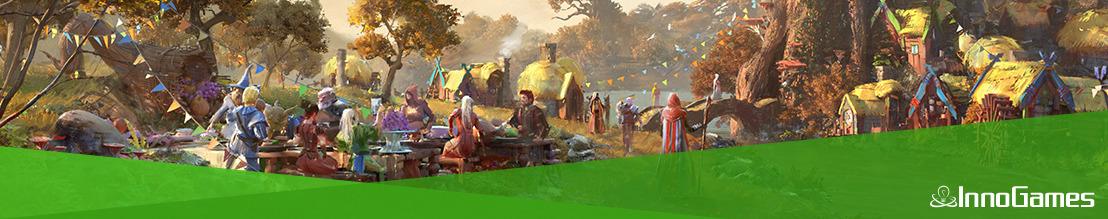 Elvenar begrüßt den Herbst mit neuem Erntefest