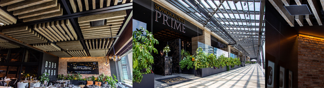 En Sonora Grill Prime, EdgeMax de Bose Profesional satisface el paladar de arquitectos e integradores AV