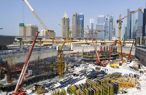 DUBAI HOSPITALITY DEVELOPMENTS PICK-UP PACE