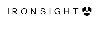 Ironsight press room Logo