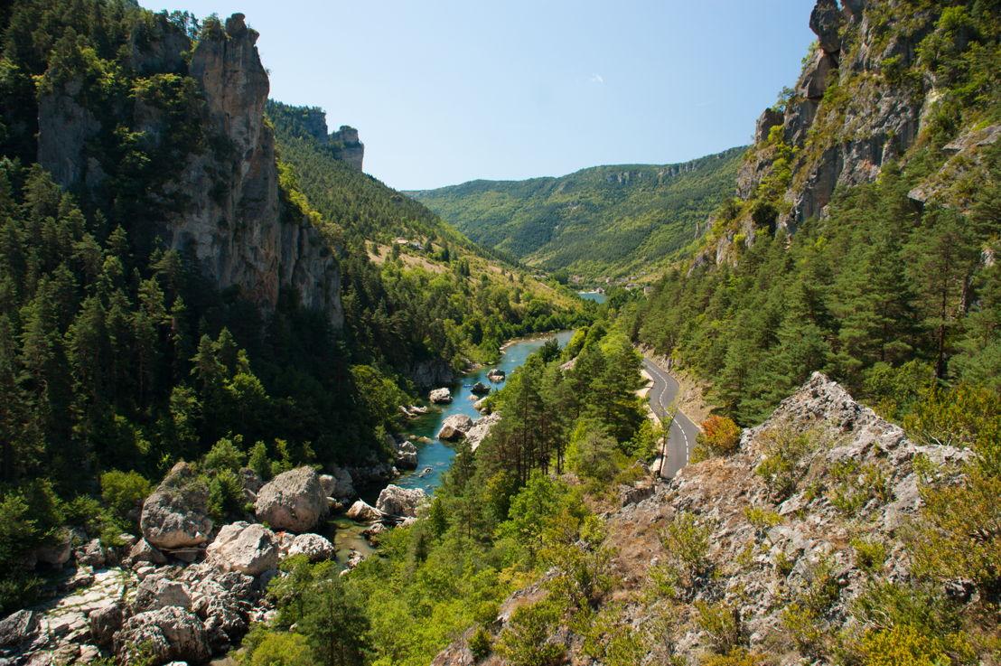 France: Tarn canyon