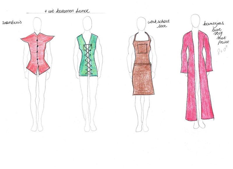 Get dressed, Museum Plantin-Moretus