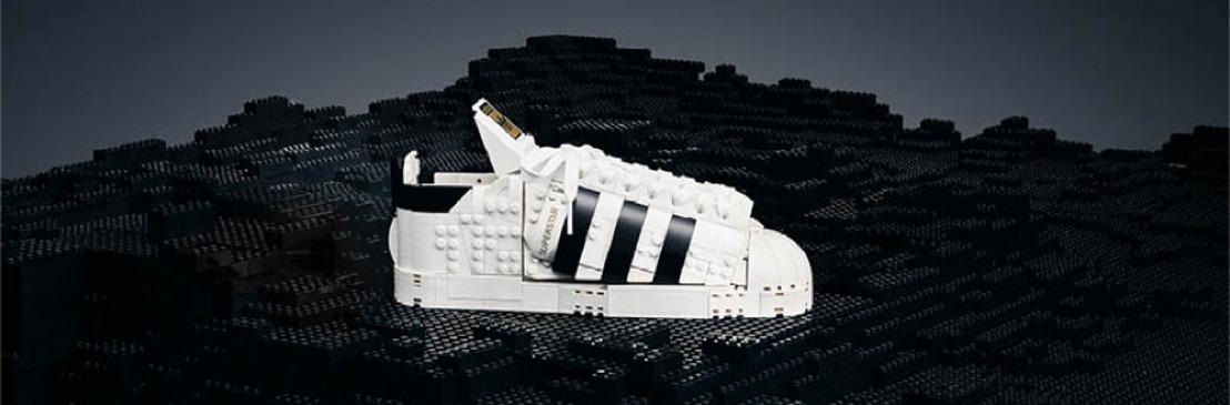 adidas Originals y LEGO Group lanzan el LEGO Buildable Kit