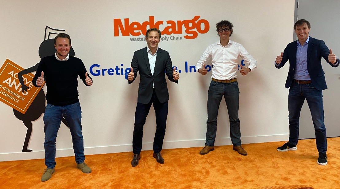 Active Ants en Nedcargo tekenen strategische Benelux samenwerking
