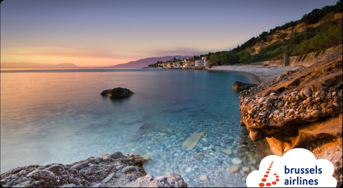 Brussels Airlines lanceert met Kalamata op de Peloponnese een nieuwe bestemming op de Belgische vakantiemarkt