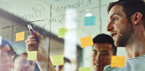 """Diese Werte braucht das """"New Normal"""": Aktuelle Studie zur Arbeitswelt der Zukunft"""