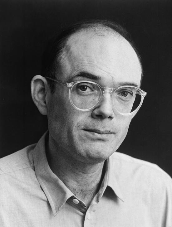 Portrait de Justus Göpel en 1990