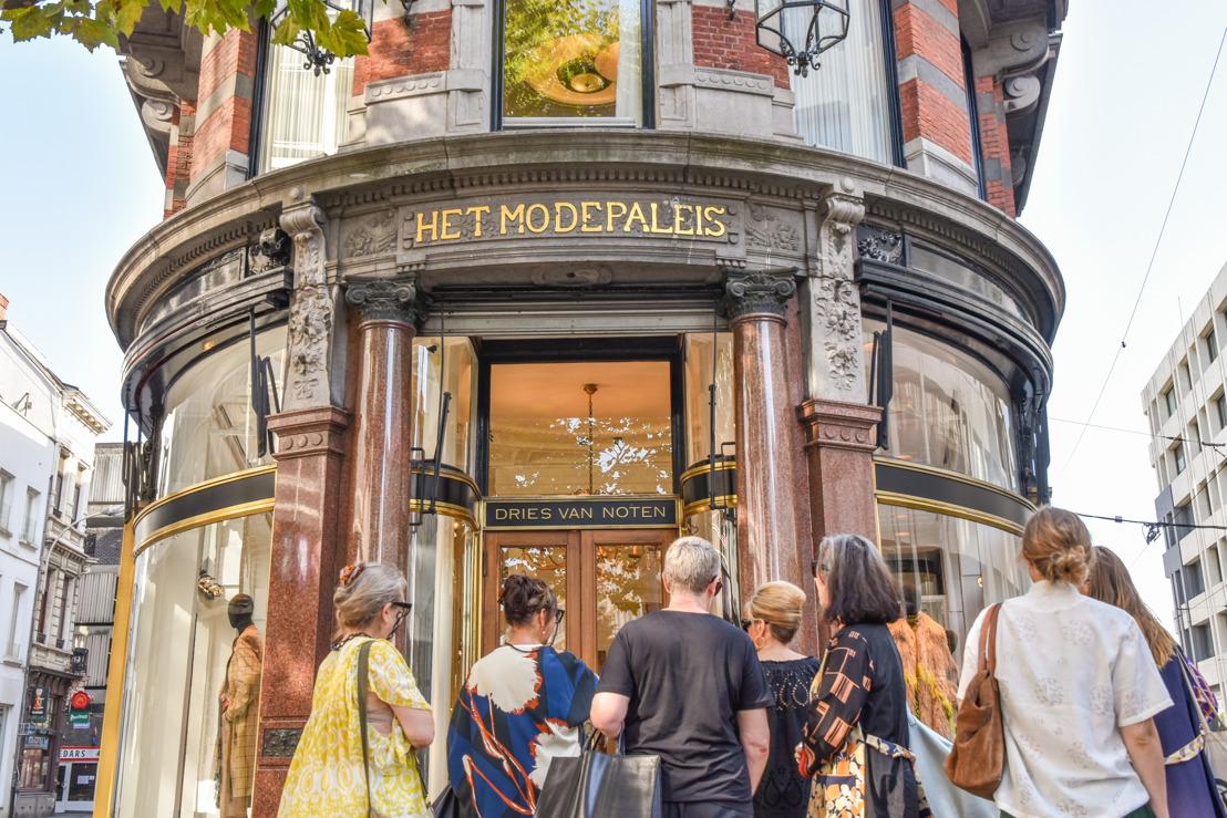 MoMu lance Fashion Walk à Anvers