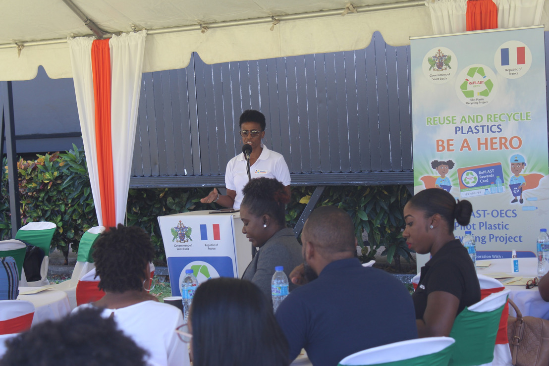 Corporate Marketers Give RePLAST-OECS Initiative the Thumbs up