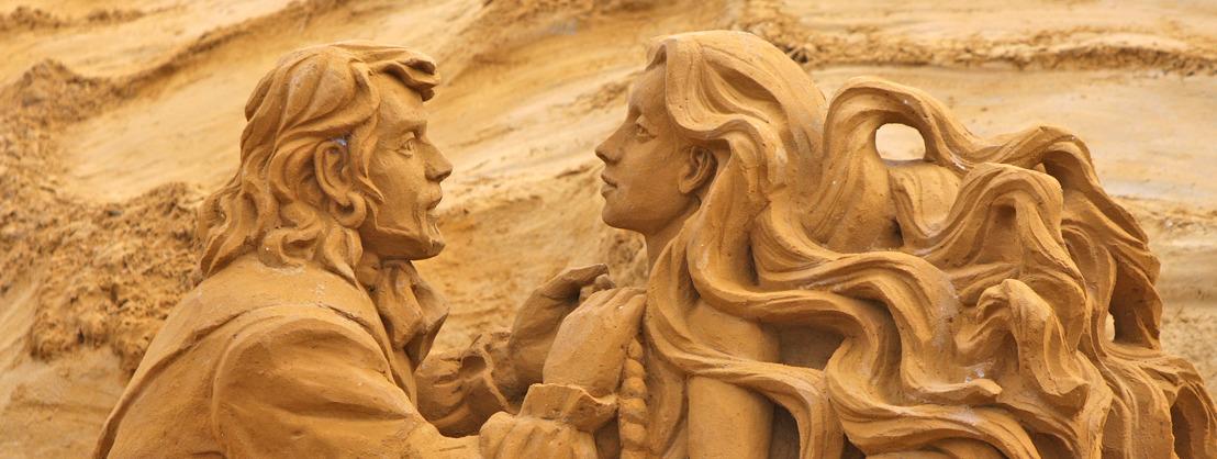 Het Zandsculpturenfestival komt deze zomer niet naar Oostende