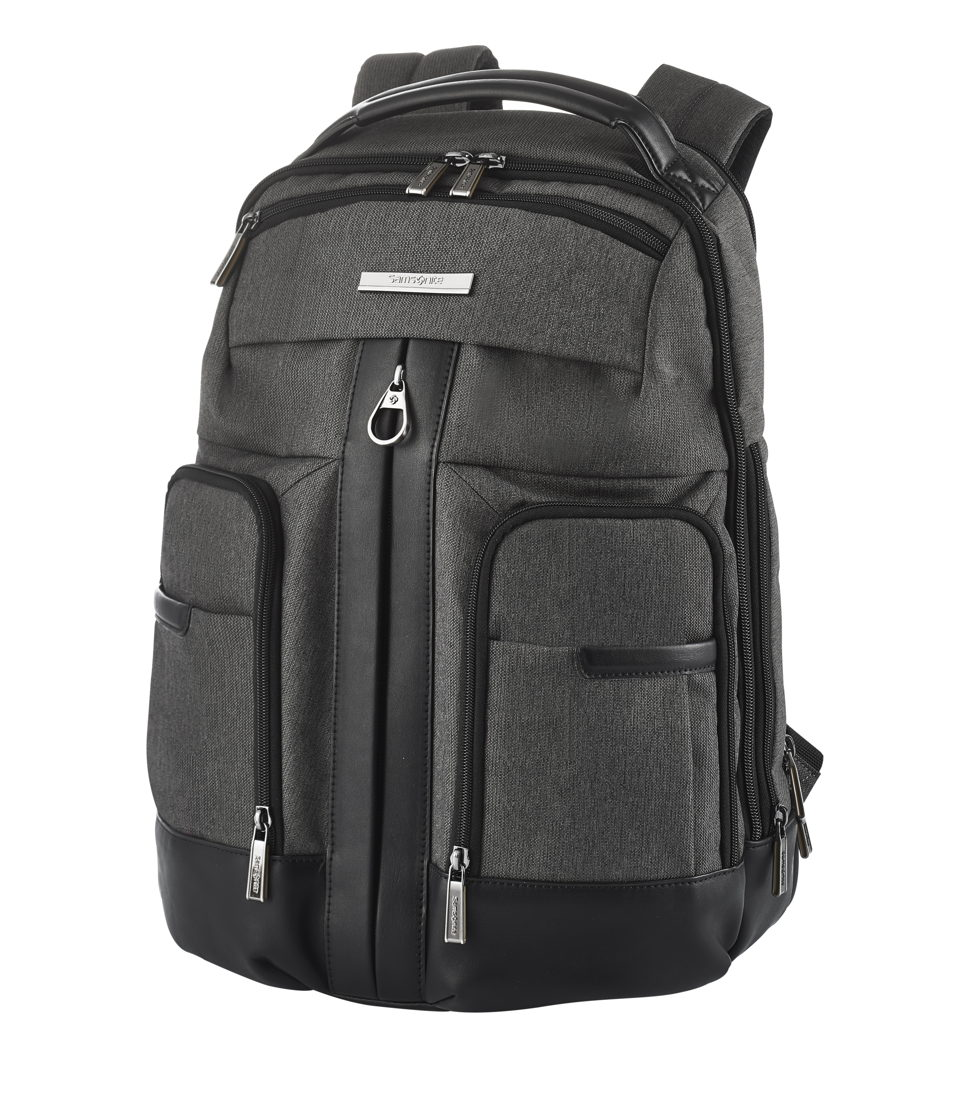 "Checkmate Laptop Backpack 15.6"" C. ZIP"