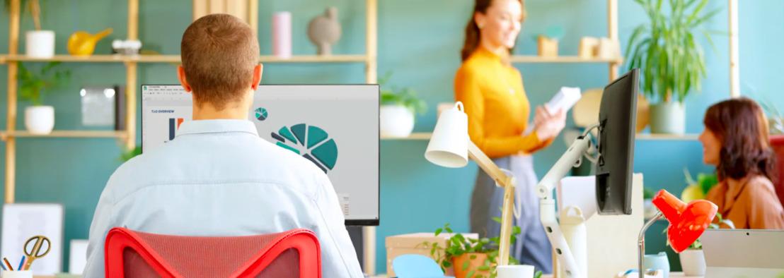 Logitech te comparte algunos consejos para mejorar tu postura al trabajar