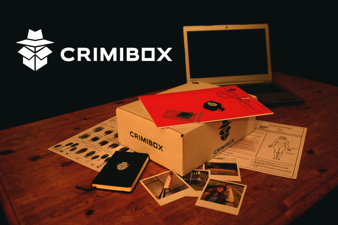 """Vlaamse """"Crimibox"""" brengt uniek moordspel onder de kerstboom"""