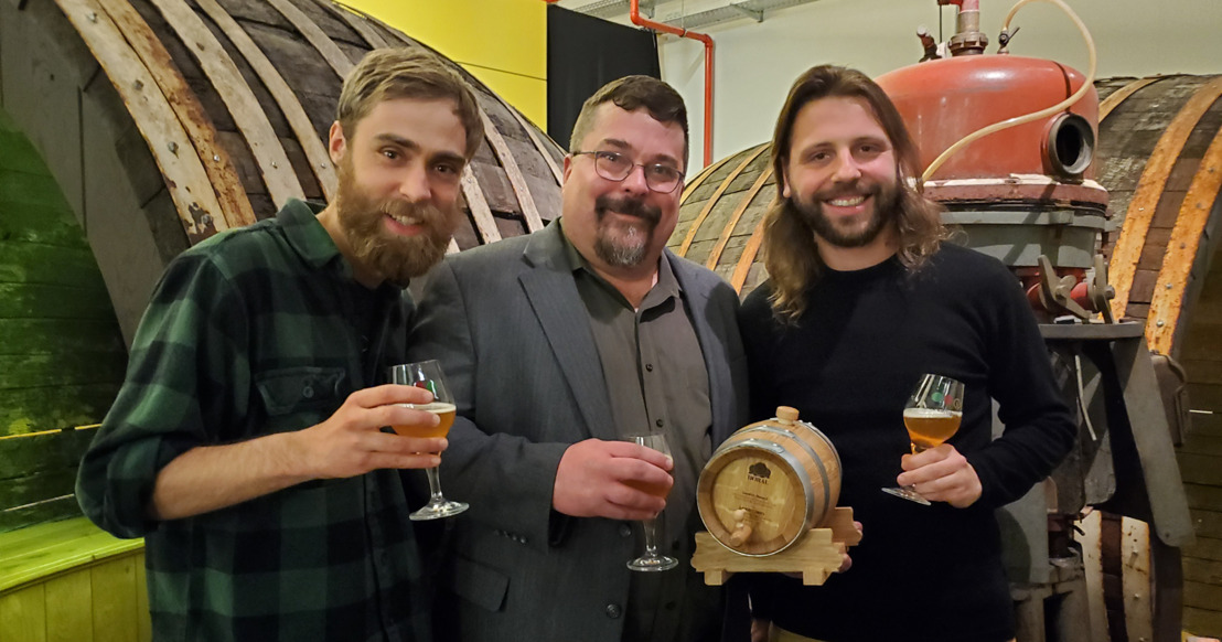 Lambic.Info Receives HORAL Lambic Award 2020