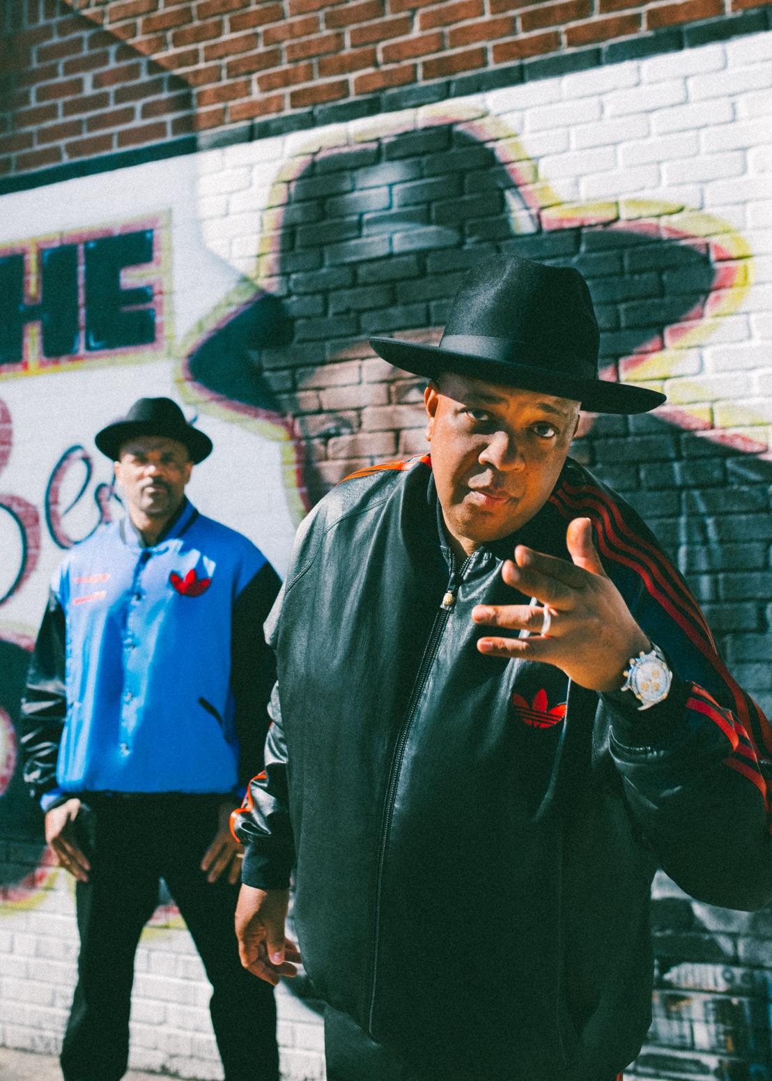 adidas Originals rinde homenaje a la historia del hip-hop con la colaboración de RUN DMC