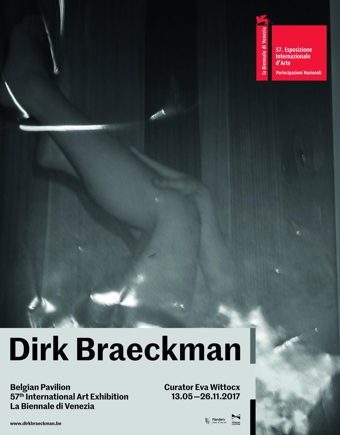 Dirk Braeckman creëert nieuw werk voor het Belgische paviljoen in Venetië