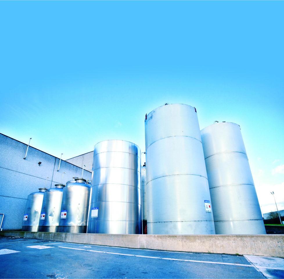 Fabriek BARDAHL