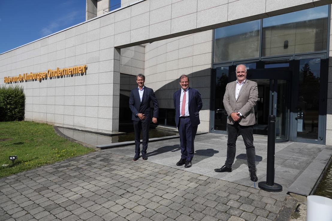 Charles Beauduin inspireert ondernemend Limburg