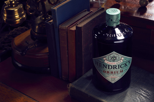 "Preview: HENDRICK'S GIN RE-RELEASES THE HIGHLY SOUGHT AFTER ""ORBIUM"" IN CANADA"