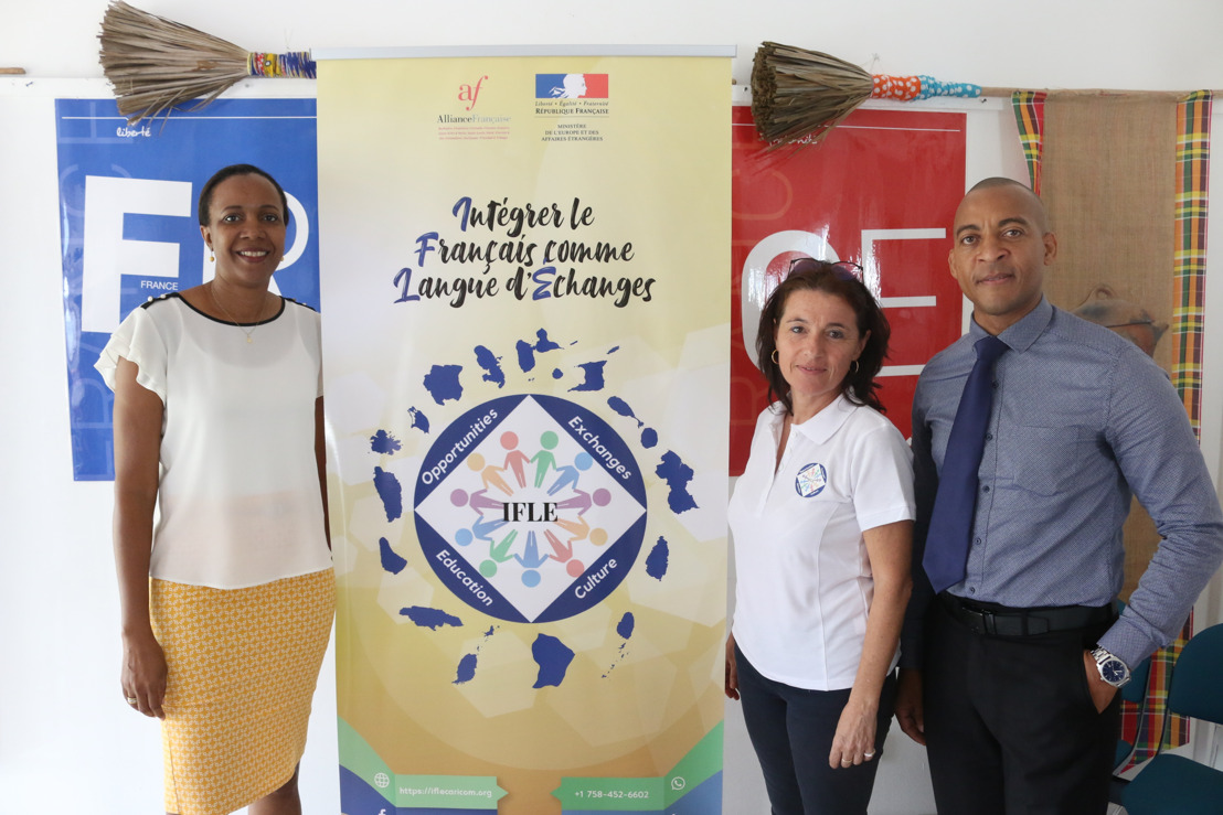 OECS and Alliance Française of Saint Lucia Partner on the New IFLE CARICOM Cooperation Programme