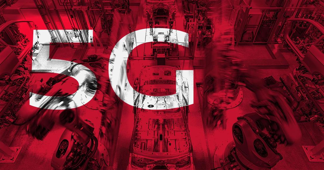 Audi en Ericsson testen 5G-technologie in de automobielproductie