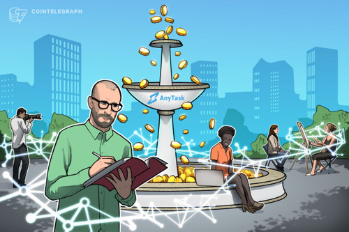 COINTELEGRAPH | Crypto-powered freelancing site charges no fees and pays instantly