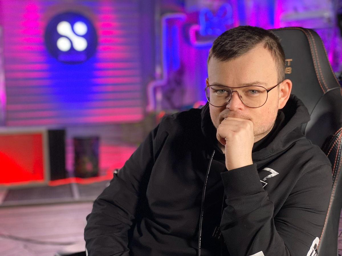 Maksym Bilonogov, Chief Visionary Officer at WePlay Esports. Photo Credit: WePlay Esports