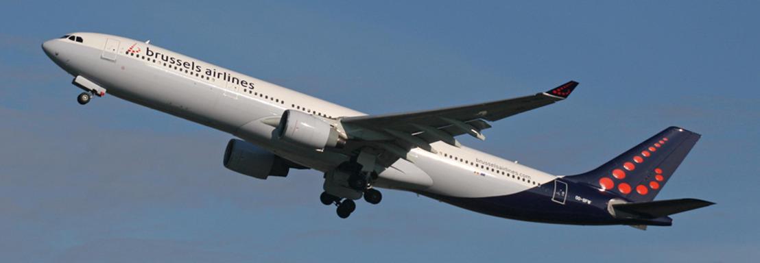 Brussels Airlines renforce sa présence en Afrique de l'Ouest