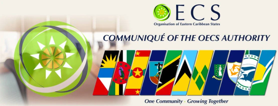 Communiqué of the 70th Meeting of the OECS Authority