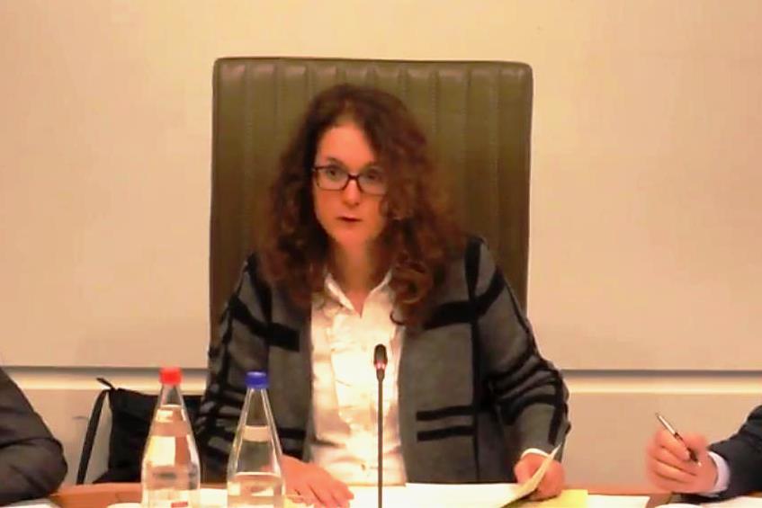 Lies Jans, Commissievoorzitter<br/>Commissie Mobiliteit en Openbare Werken