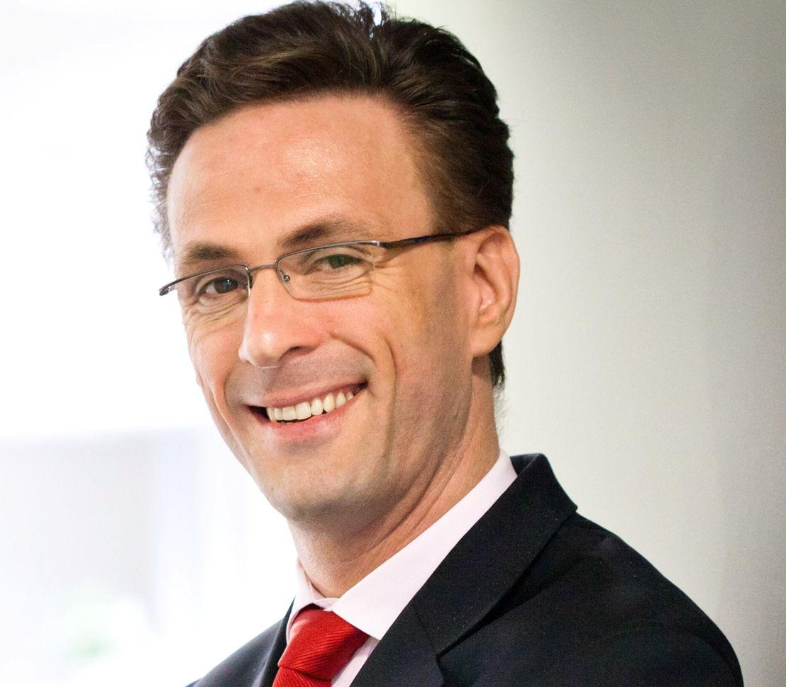 Grégoire Dallemagne, CEO d'EDF Luminus