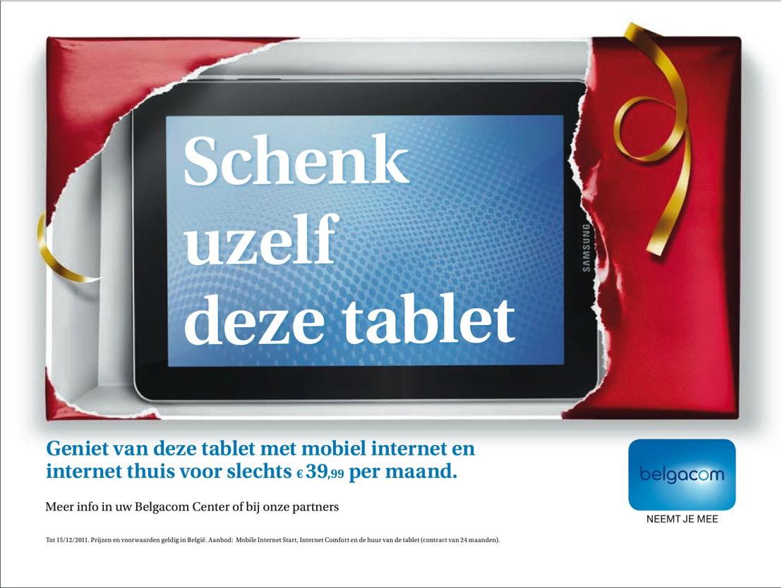 Newspaper - Promo Samsung Tablet