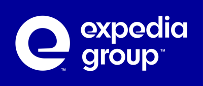 Expedia Group press room Logo