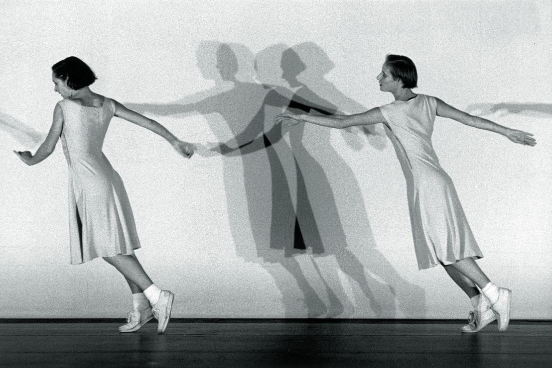 "Anne Teresa De Keersmaeker / Rosas - ""Fase, four movements to the Music of Steve Reich"" © Herman Sorgeloos"
