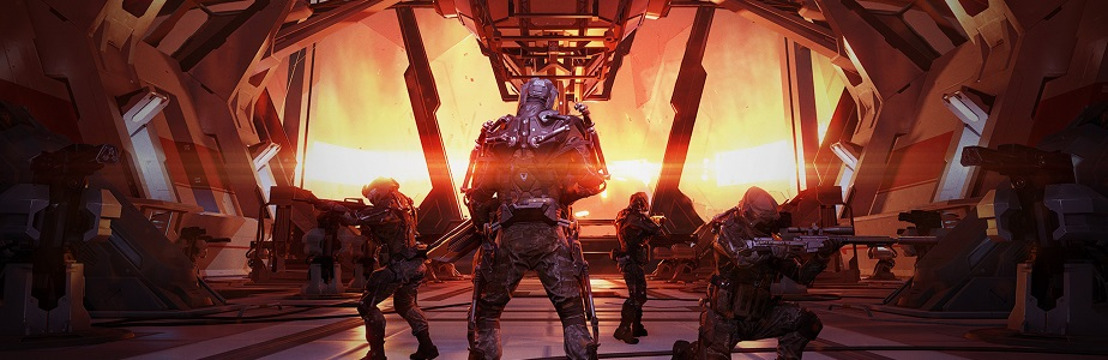 XBOX ONE EDITION WARFACE IS OUT NOW