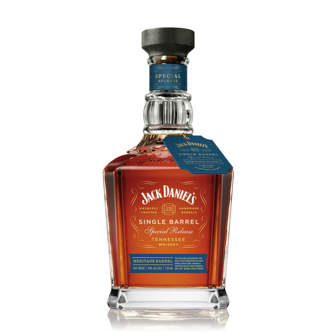 "Jack Daniel's presenta Single Barrel ""Heritage Barrel"" Tennessee Whiskey"