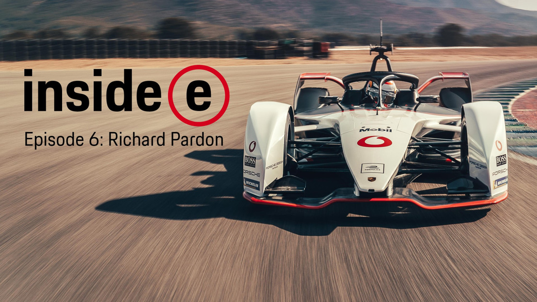 """Inside E"" podcast: A conversation with the photographer for the TAG Heuer Porsche Formula E Team"