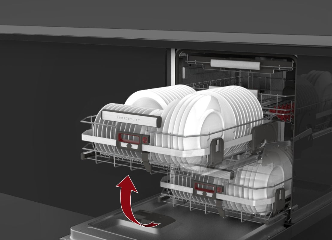 Lave-vaisselle AEG Comfortlift 2