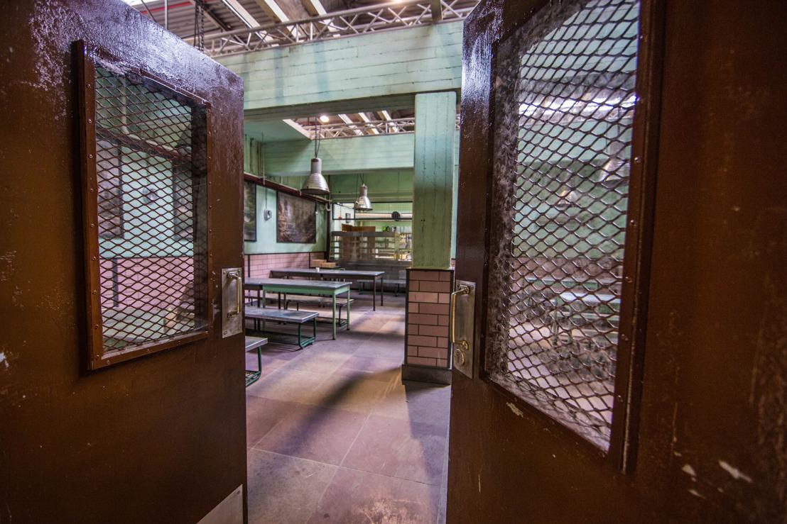 VIER filmt in immens decor in Gent dramareeks over vrouwengevangenis
