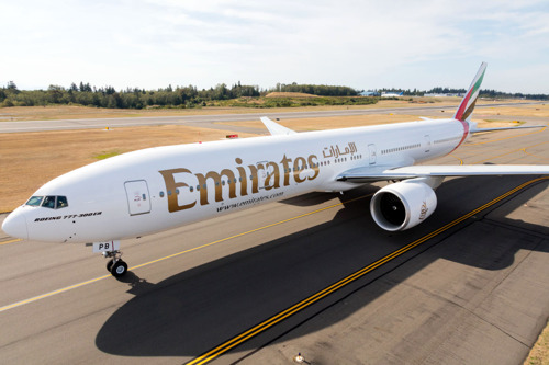 Emirates adds frequencies to the Netherlands