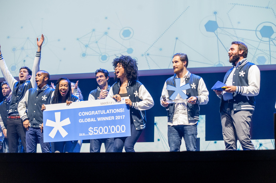 SEEDSTARS WORLD IS RETURNING TO KAMPALA TO FIND THE BEST STARTUP IN UGANDA