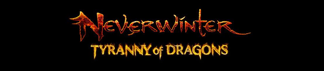 Анонс четвертого дополнения для Neverwinter Online – Tyranny of Dragons