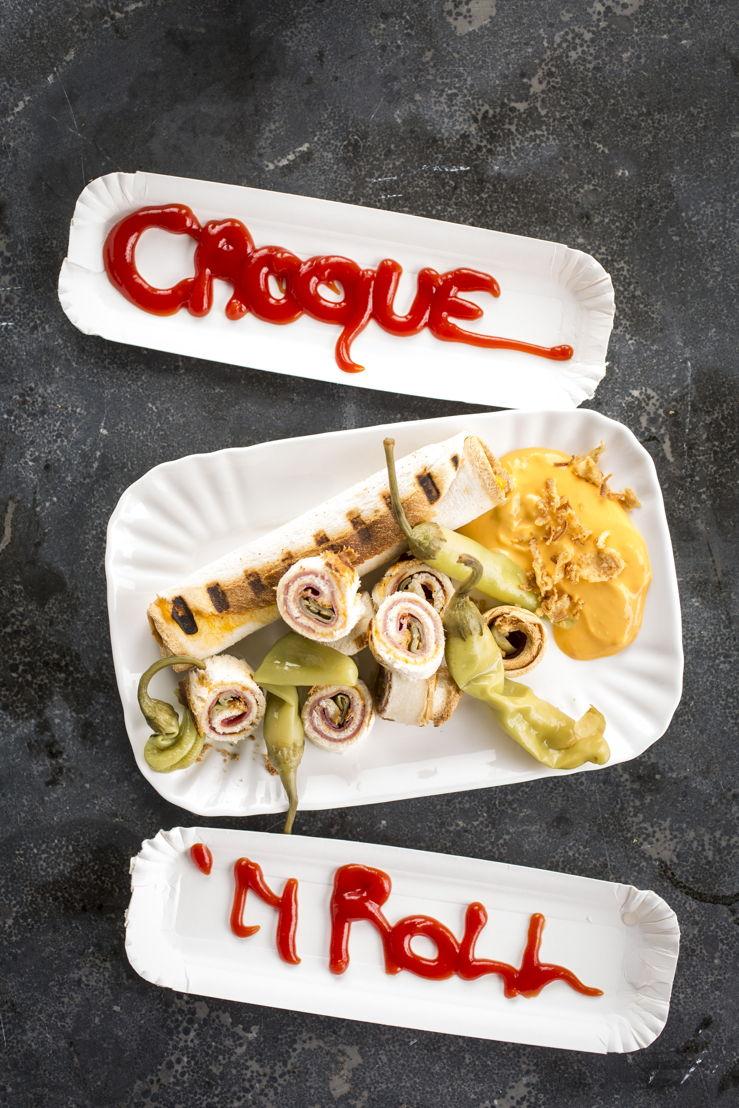 Croque-'n-roll