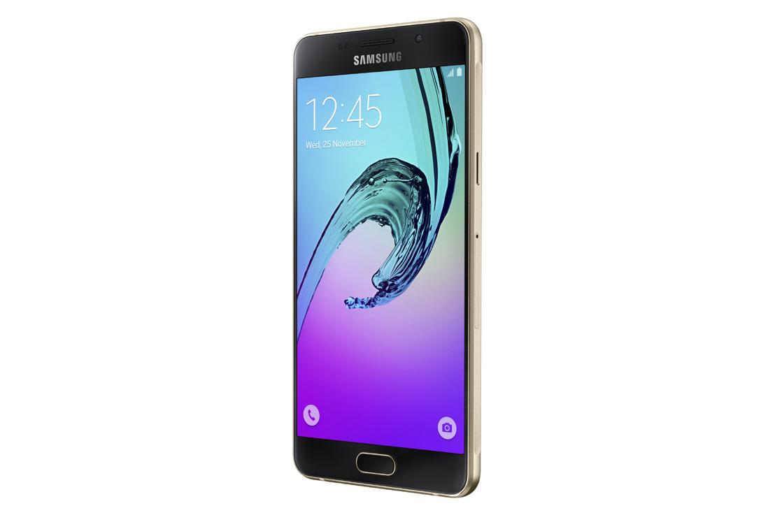 Samsung lanceert Galaxy A (2016) met premium design en verbeterde mogelijkheden