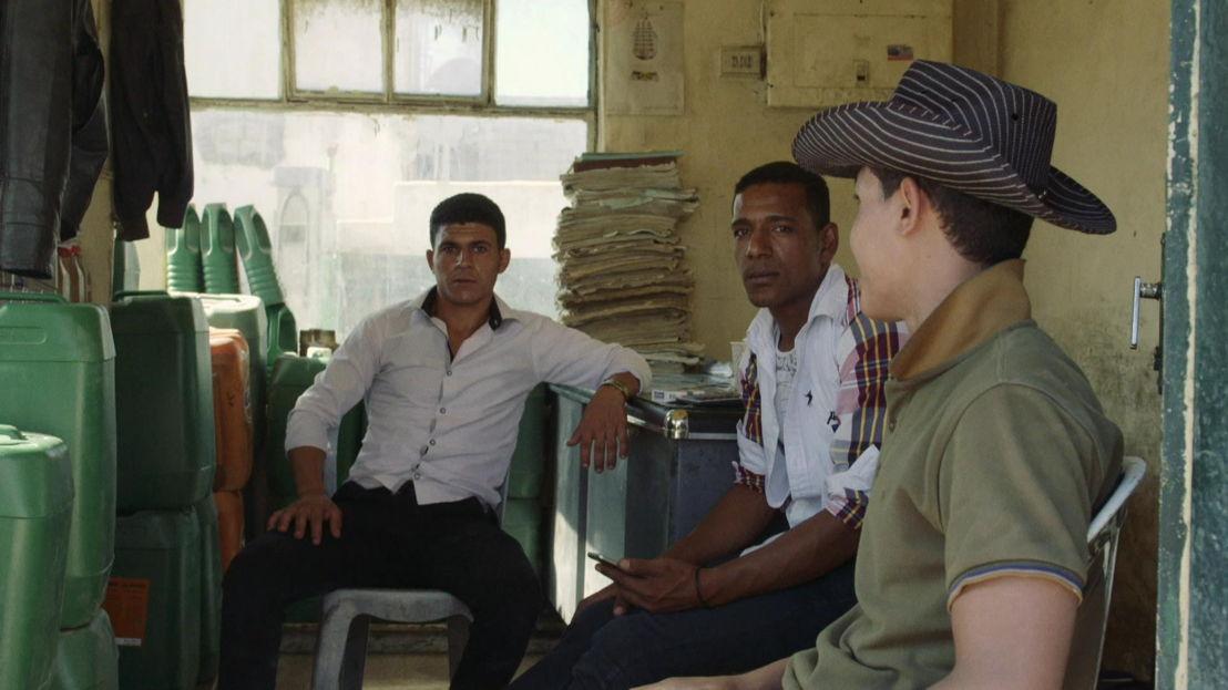 Danny in Arabistan : Jordanië - (c) NTR