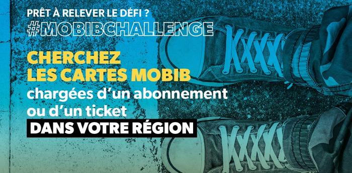Le TEC lance le MOBIB Challenge !