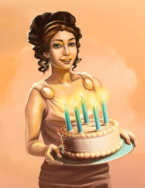 Grepolis Geburtstag