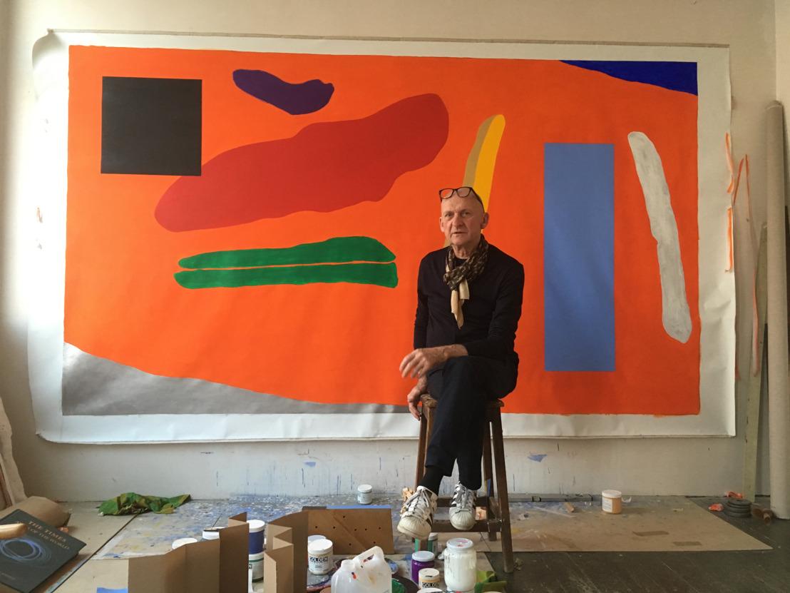 KIOSK eert Philippe Van Snick met een solotentoonstelling
