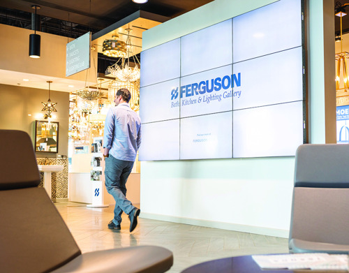 Ferguson reports first-half results, CEO retirement & Wolseley name change