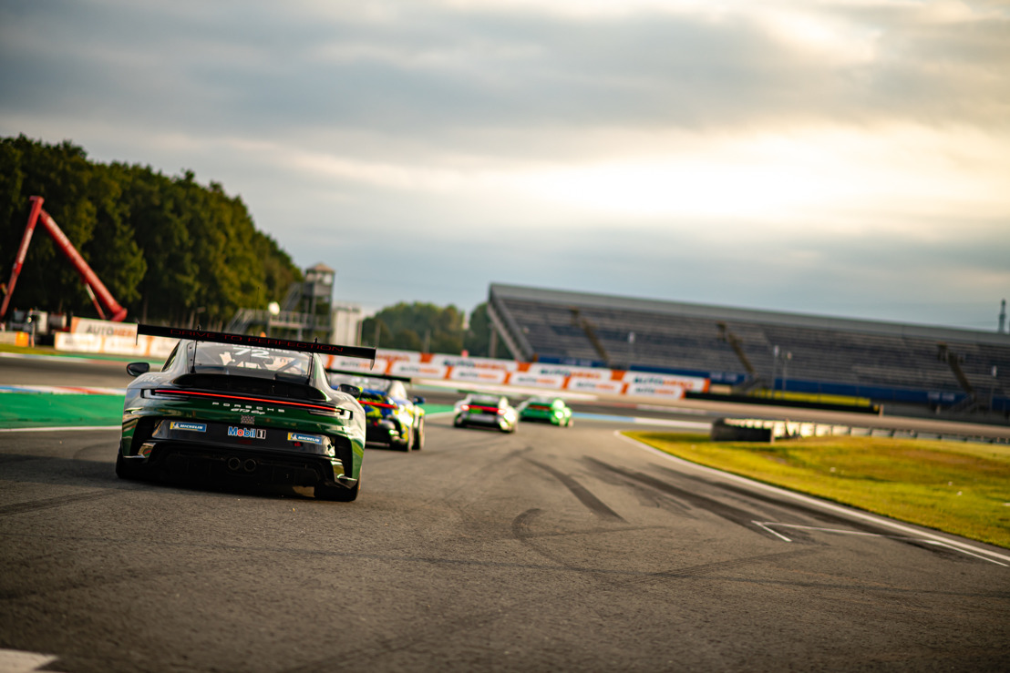 Spannende finale voor de Porsche Carrera Cup Benelux in Hockenheim